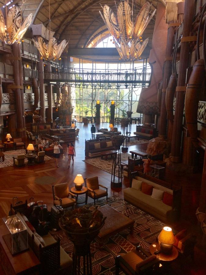 Disney World Animal Kingdom Lodge     Review August 2017 JamboHouse
