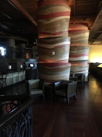 Animal Kingdom Lodge - Victoria Falls Lounge