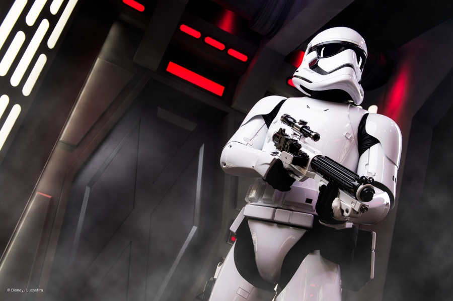 Storm Trooper March – Hollywood Studios – August2016