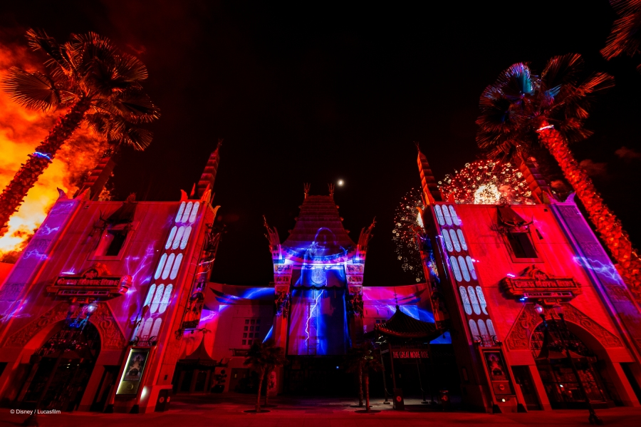 Review of Star Wars Galactic Spectacular Dessert Party at Hollywood Studios August2017
