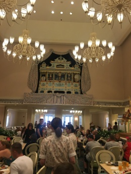 Disney Dining: 1900 Park Fare at Disney's Grand Floridian Resort