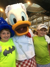Disney Dining: Chef Mickey's at the Contemporary Resort