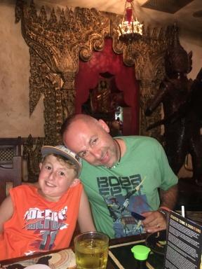 Disney Dining: Yak and Yeti at Animal Kingdom Park