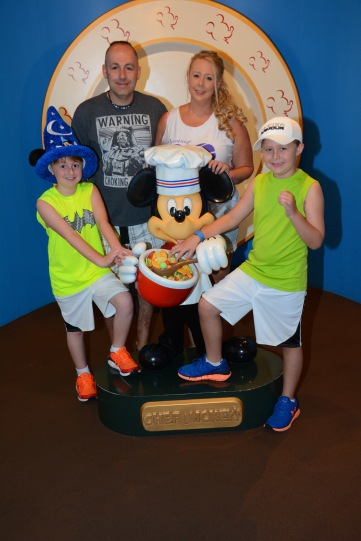 Disney Dining: Chef Mickey's Summer 2017