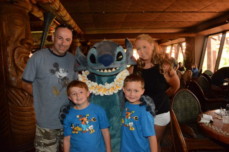 Disney Dining: Ohana at the Polynesian Resort