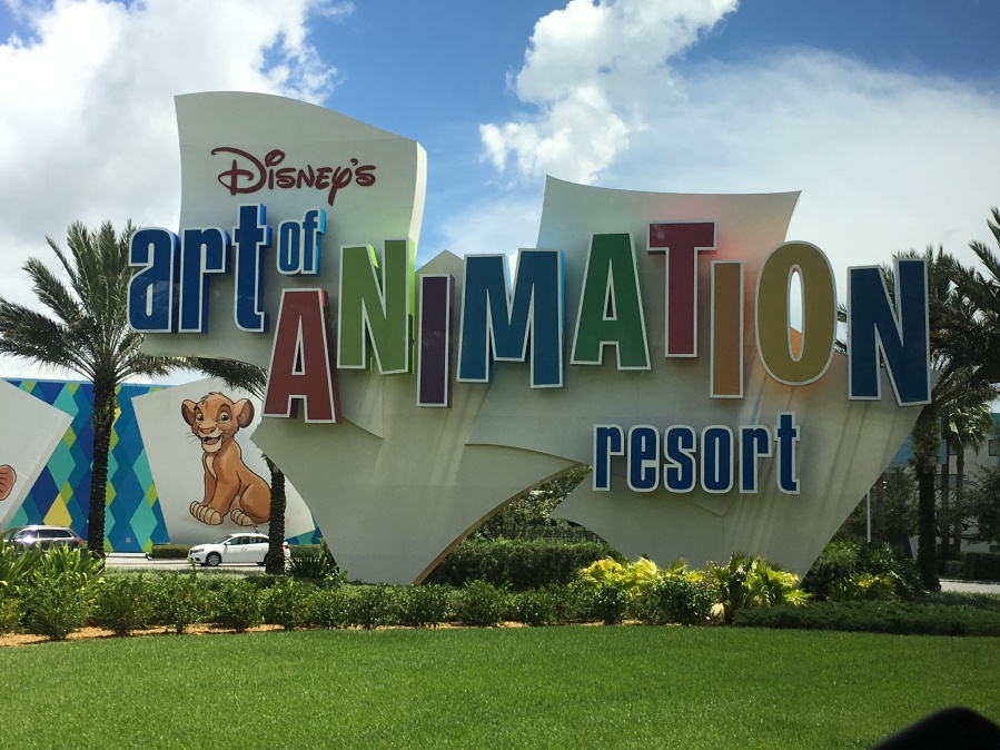 Art of Animation – Resort Tour Video