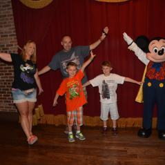 Meet Mickey Mouse at Town Square Theater