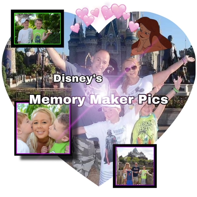 Treasured Photos From Disney's Memory Maker
