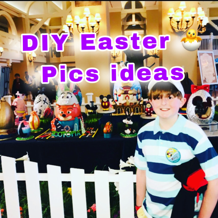Last Minute DIY Easter Pics