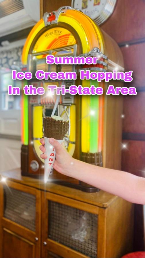 Ice Cream Hopping Tri-StateArea