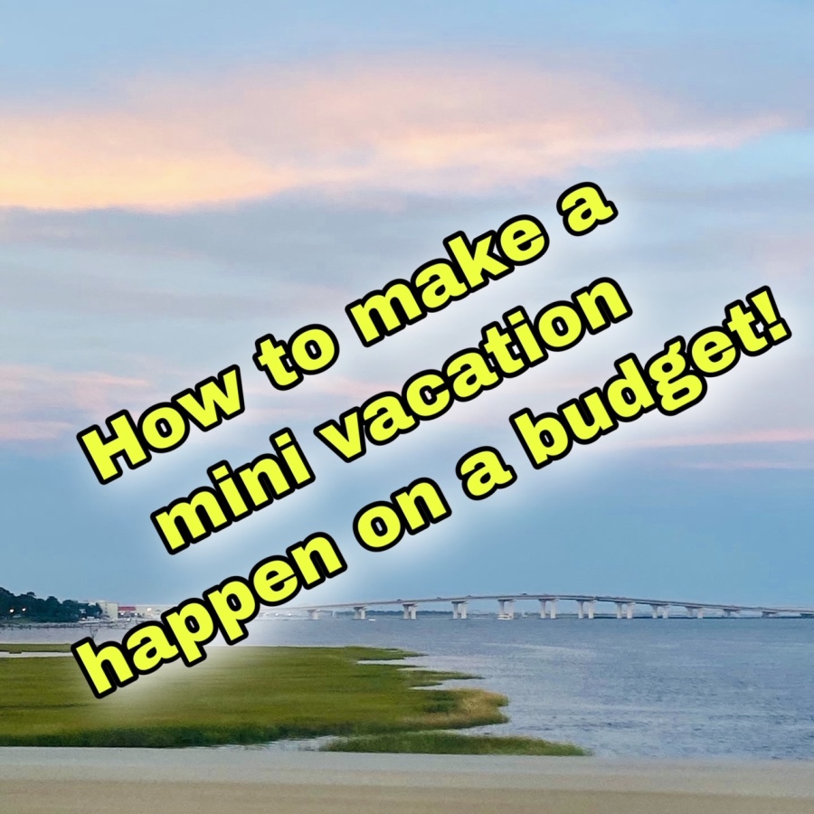 How to Squeeze in a Last-Minute Getaway Before Summer ENDS On aBudget!