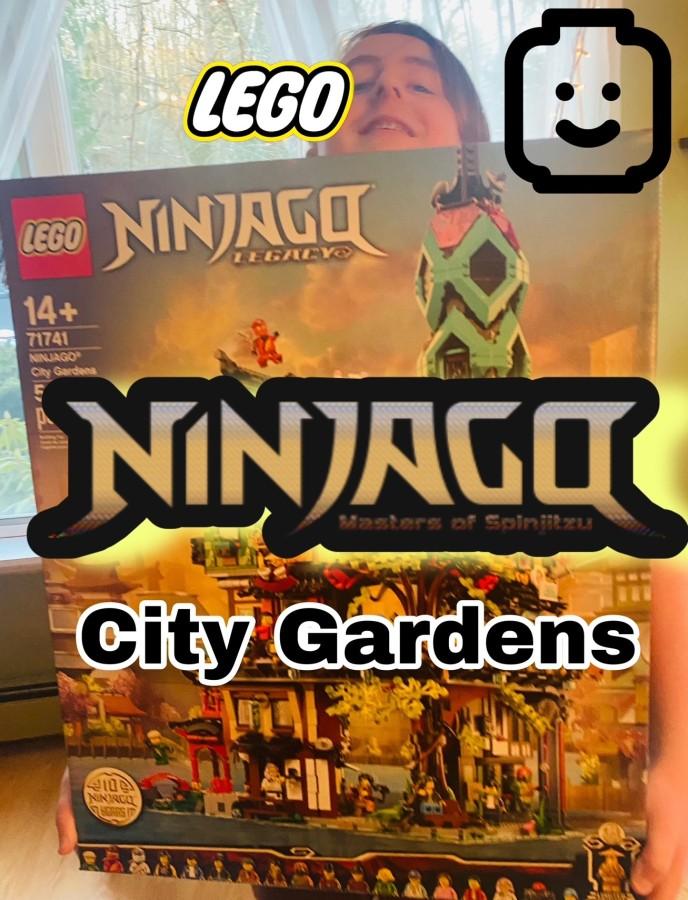 LEGO NINJAGO CITYGARDENS