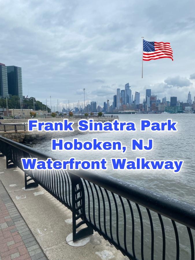 Frank Sinatra Waterfront Park in HobokenNJ